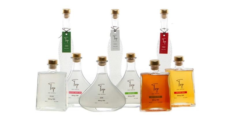 Top Beverages presenta Signature Collection con infusión de CBD