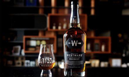 La marca americana de single malt Westward llega al Reino Unido
