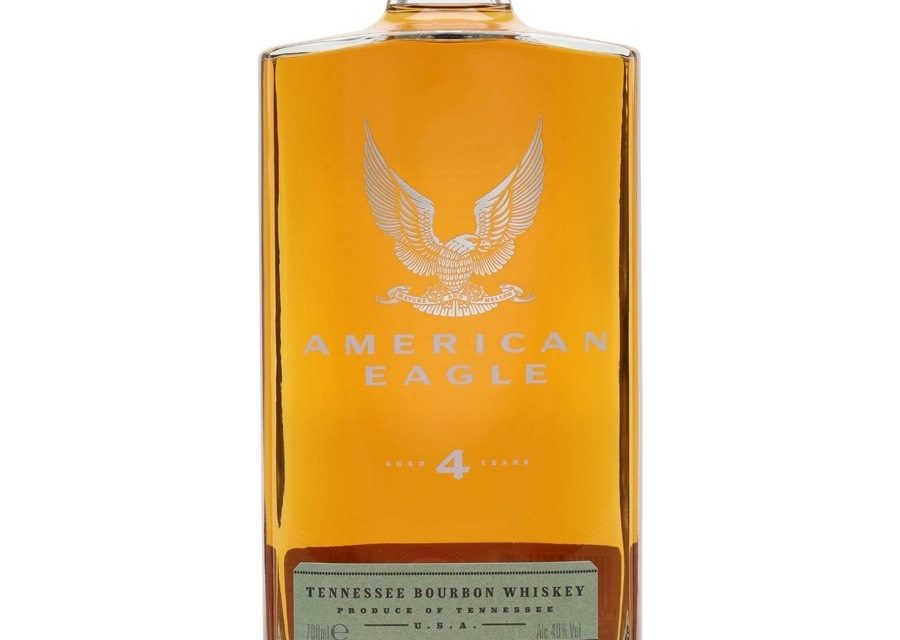 Halewood presenta American Eagle Aged Four Years