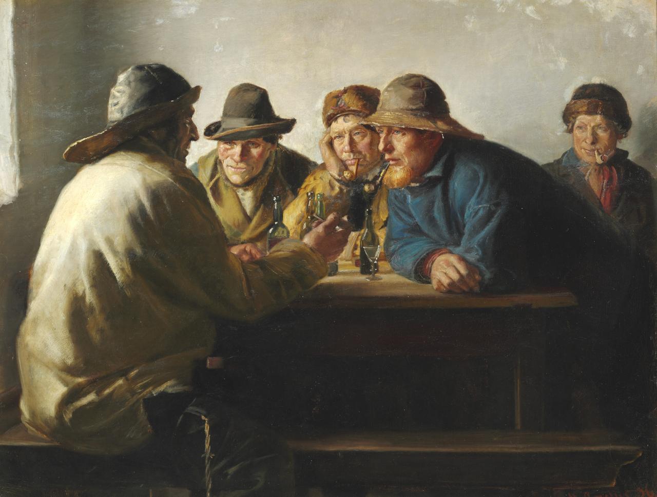 Michael Peter Ancher