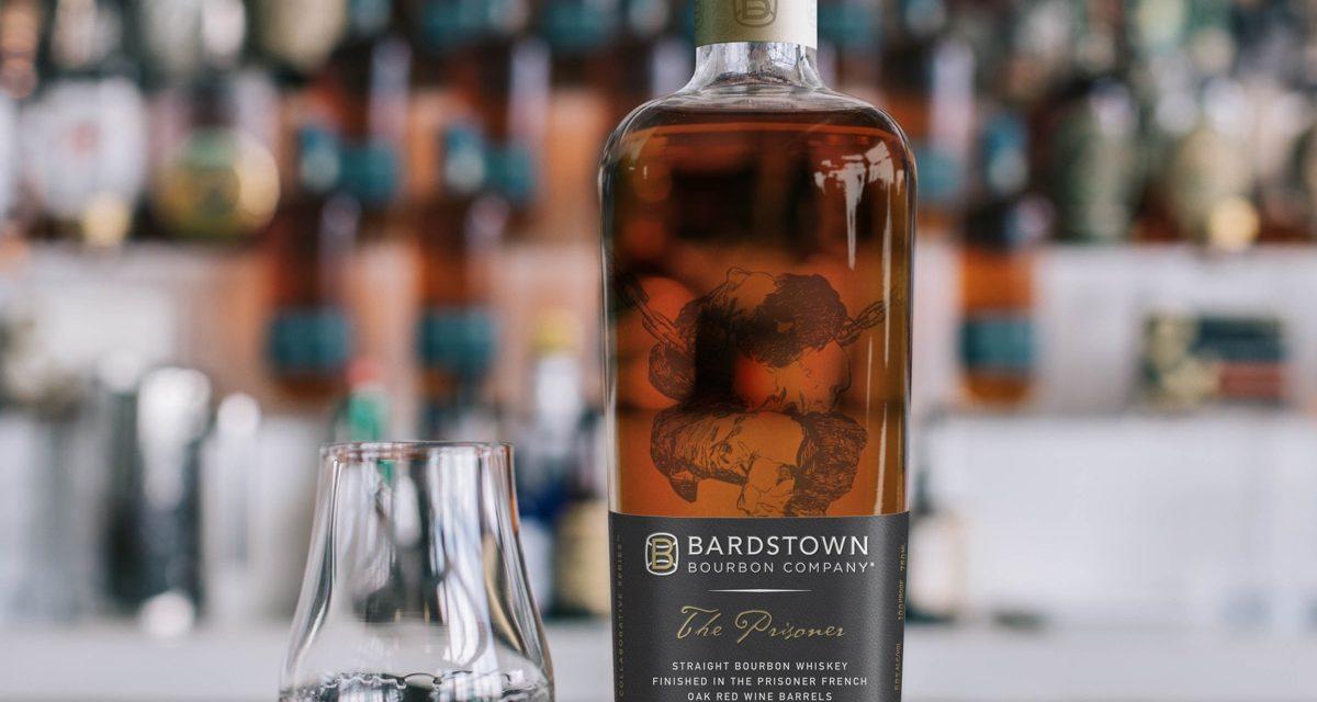 Bardstown Bourbon Co termina whisky en barricas de vino tinto con The Prisoner Wine Co Collaboration