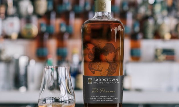 Bardstown Bourbon Co termina whisky en barricas de vino tinto con The Prisoner Wine Co Collaboration