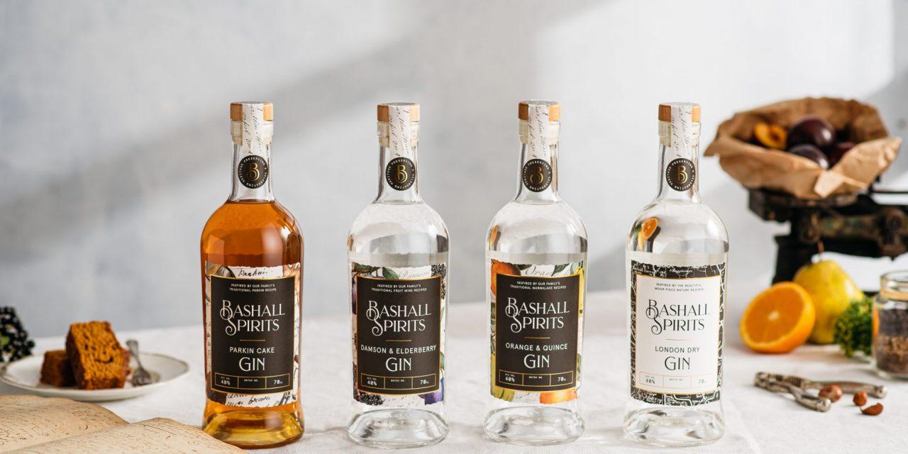 Recetas históricas inspiran la gama de ginebra de Bashall Spirits