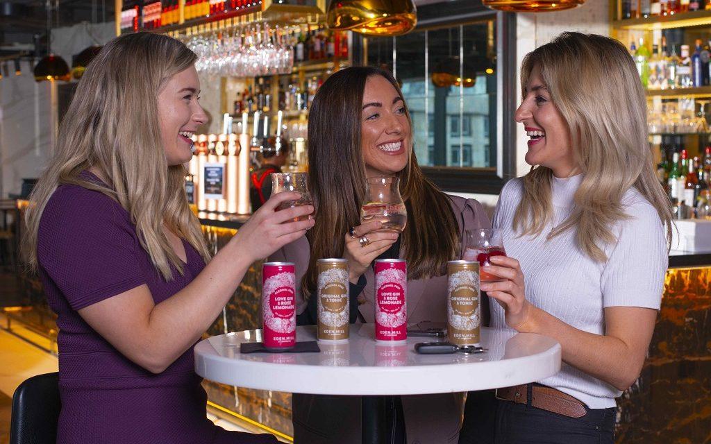 Eden Mill lanza la serie G&T sin alcohol Eden Nil