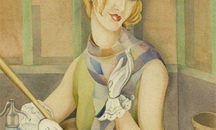 """""""Retrato de Gerda Wegener"""" (1907), de Lili Elbe"""