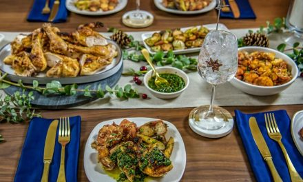 Grey Goose crea Holiday Dinner by Grey Goose, kit de maridaje