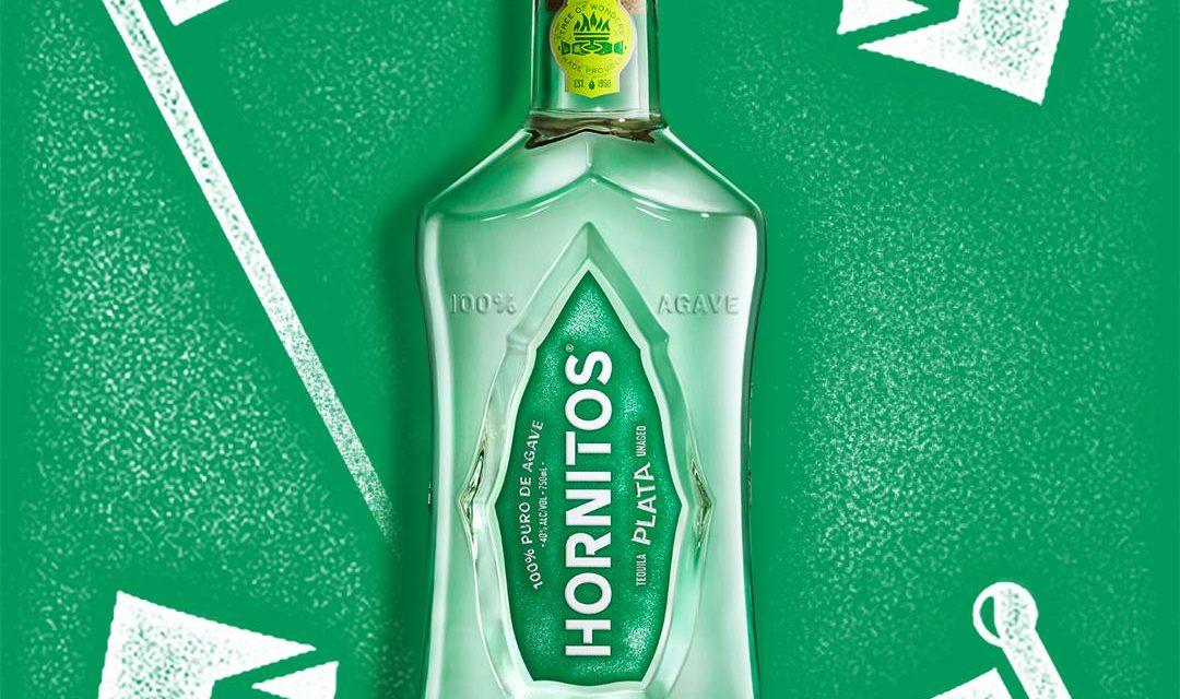 Hornitos Tequila actualiza el diseño de su botella