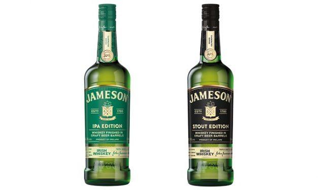 Jameson Caskmates desplegará un rediseño simplificado
