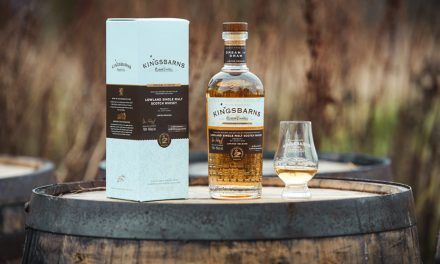 Kingsbarns Founders' Reserve celebra su quinto aniversario con 2019 Founders' Reserve Scotch whisky