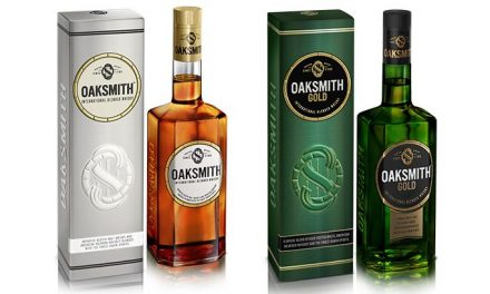 Beam Suntory crea mezcla de Scotch y Bourbon con Oaksmith