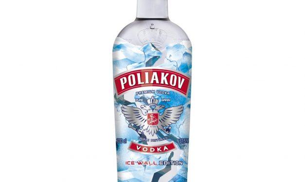 Poliakov lanza la edición limitada de la botella Kryo