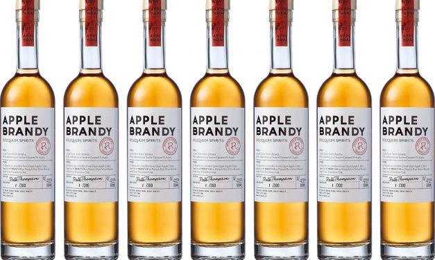 Reliquum convierte las manzanas de desecho en brandy con Reliquum Apple Brandy