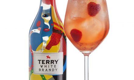 Terry Rosa, el cóctel definitivo para brindar esta Navidad