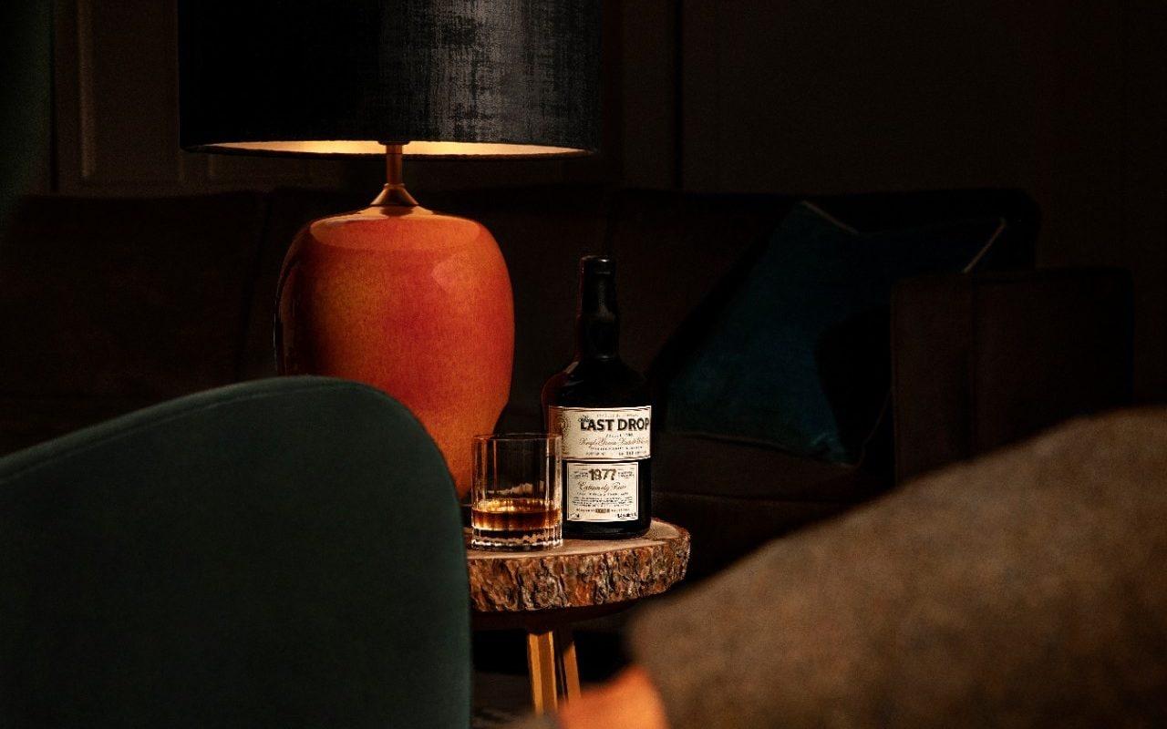 The Dumbarton 1977 Single Grain Scotch Whisky