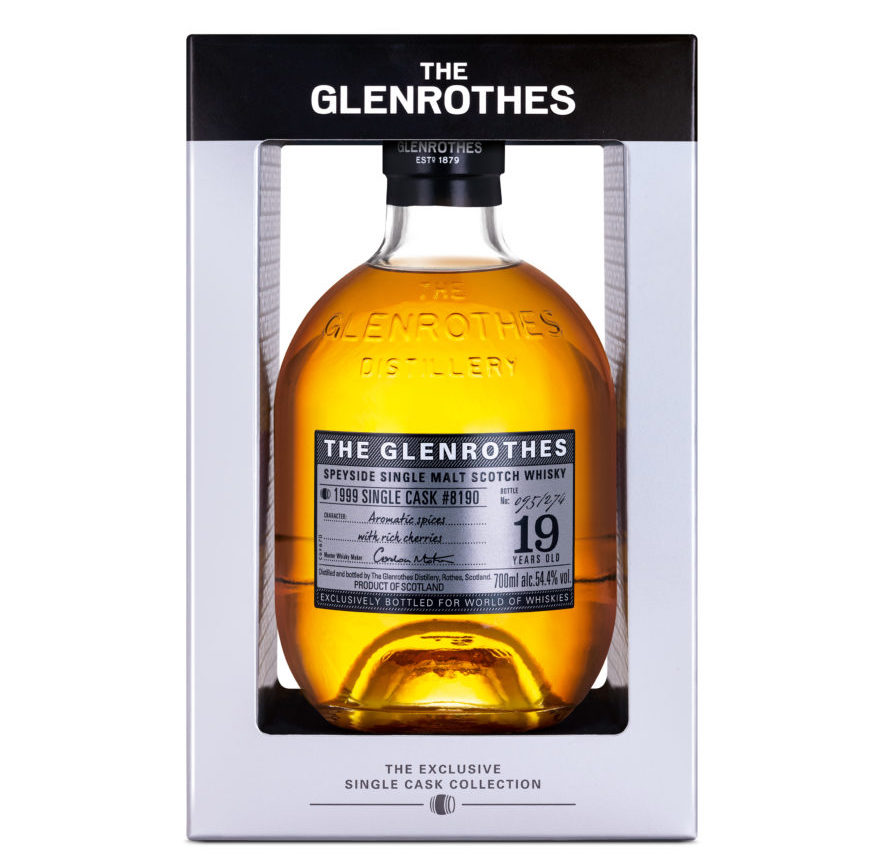 The Glenrothes Exclusive Single Cask