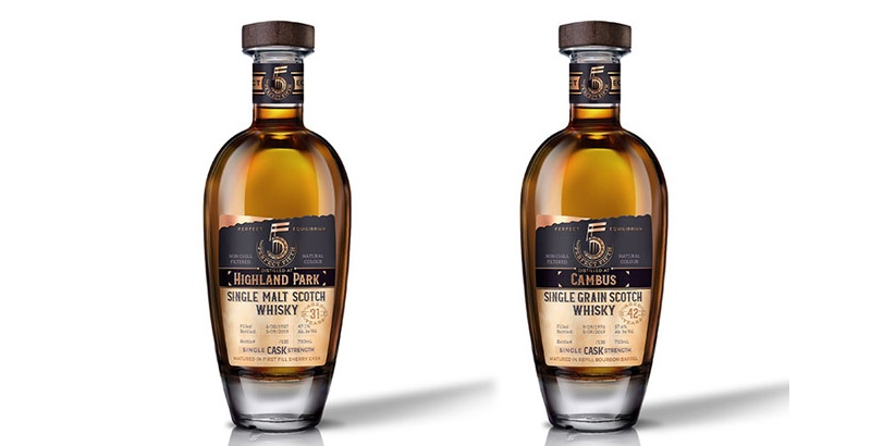 The Perfect Fifth presenta sus primeros whiskys