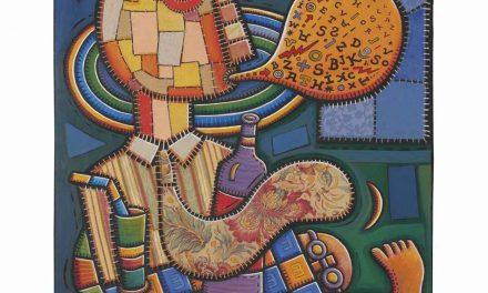 """""""El bebedor descalzo"""" (1966), de Alfredo Sosabravo"""