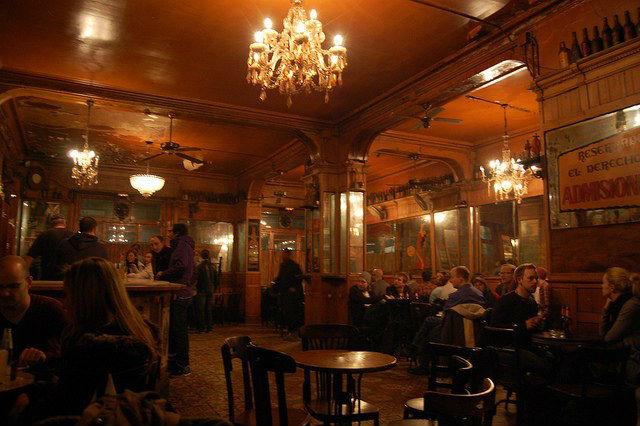 Bar Marsella (1820) — Barcelona, España