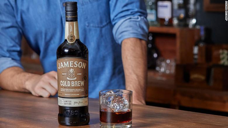 Jameson Cold Brew se dirige a los Estados Unidos