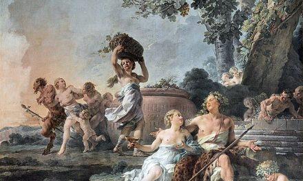 """""""Vendimia"""" (1776), de Noël Hallé"""