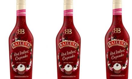 Baileys Red Velvet Cupcake se lanza en el Reino Unido
