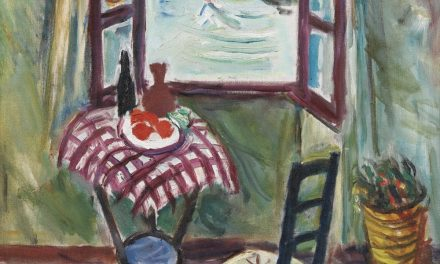 """""""Escena de verano"""" (1922), de Charles Camoin"""