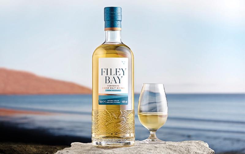 La destilería de Yorkshire estrena el segundo lote de Filey Bay