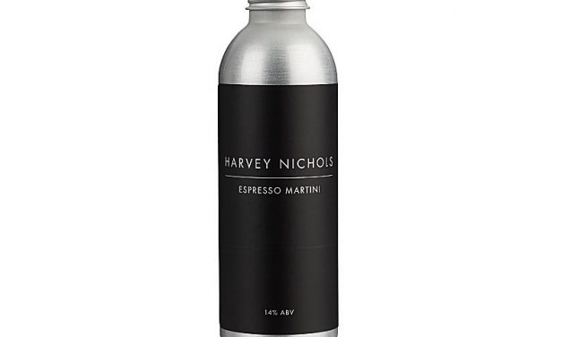 Harvey Nichols añade Espresso Martini a la línea RTD