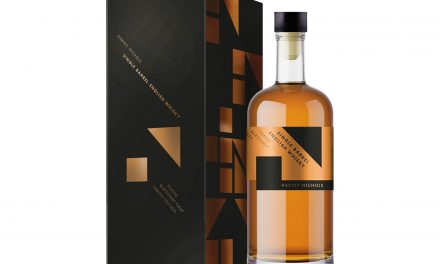 Harvey Nichols crea Harvey Nichols Peated Burgundy Cask Single Barrel English Whisky