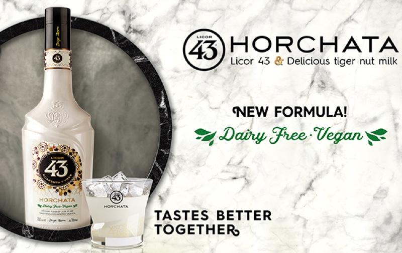 Licor 43 Orochata se vuelve vegano con una nueva receta