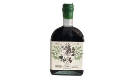 London to Lima lanza London to Lima Mulberry & Coca Gin Liqueur