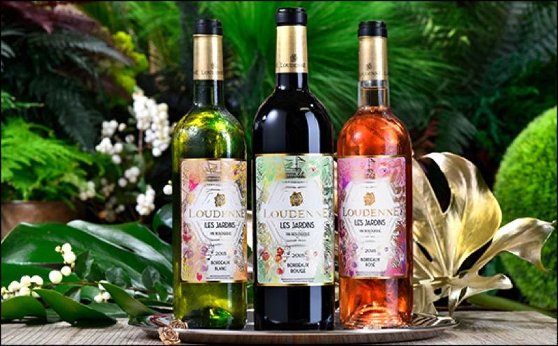 Loudenne lanza la gama de vinos ecológicos Les Jardins
