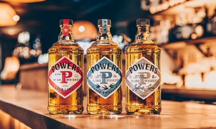 Powers Irish whiskey presenta un nuevo diseño de botella
