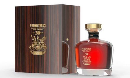 Glasgow Distillery revela Prometheus 30 Years Old