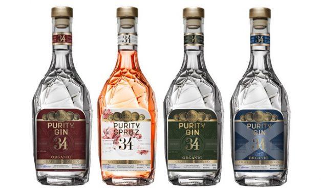 Purity se mueve hacia la ginebra y el bajo alcohol