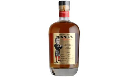 Berry Bros lanza la gama de whisky Ronnie's Reserve