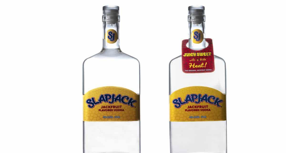 Company Brands lanza Slapjack, el primer vodka con sabor a jackfruit
