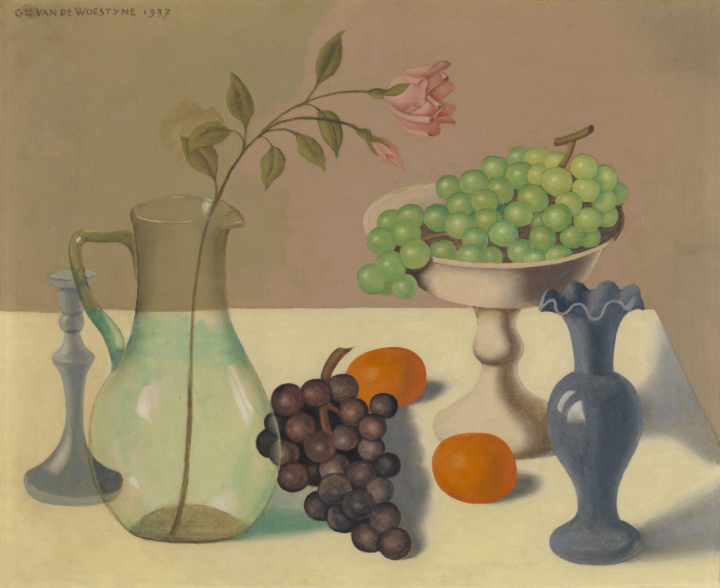Stilleven_met_druiven,_Gustave_Van_de_Woestyne,_1937,_Koninklijk_Museum_voor_Schone_Kunsten_Antwerpen