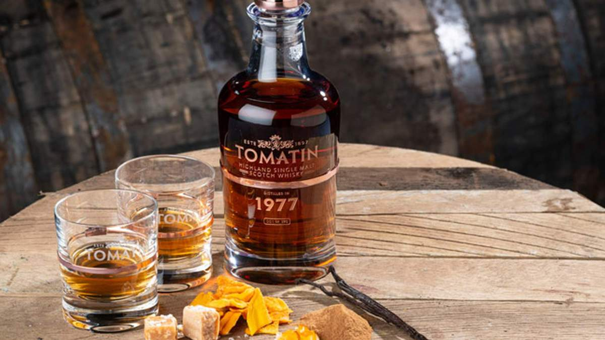 Tomatin Warehouse Six Collection: The 1977