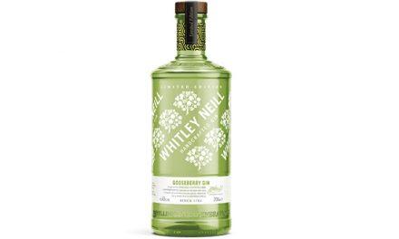 Whitley Neill lanza Whitley Neill Gooseberry Gin, ginebra con sabor a grosella
