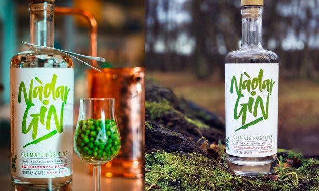 Arbikie crea la ginebra neutra en carbono Nàdar