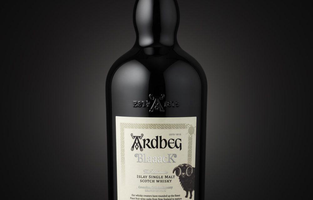 Moët Hennessy lanza Ardbeg Blaaack