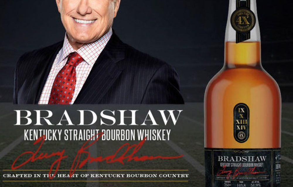 La estrella de la NFL Terry Bradshaw lanza Bradshaw Bourbon