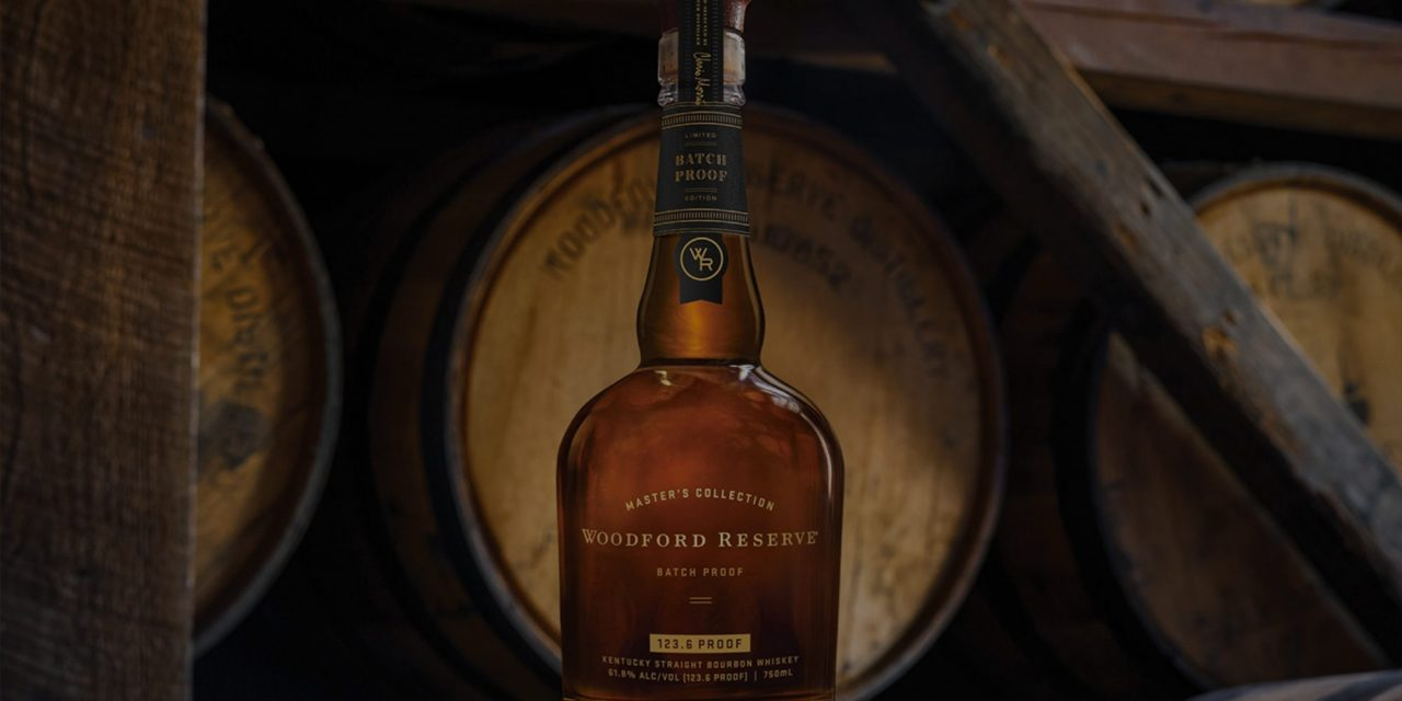 Woodford Reserve lanza Batch Proof Bourbon
