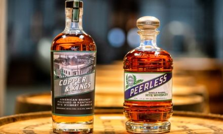 Copper & Kings colabora con Kentucky Peerless para 2 nuevas botellas