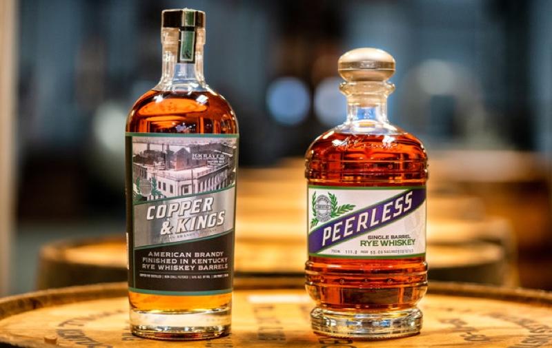Copper & Kings colabora con Kentucky Peerless para 2 nuevas botellas