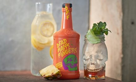 Dead Man's Fingers añade ron de piña con Dead Man's Fingers Pineapple Rum