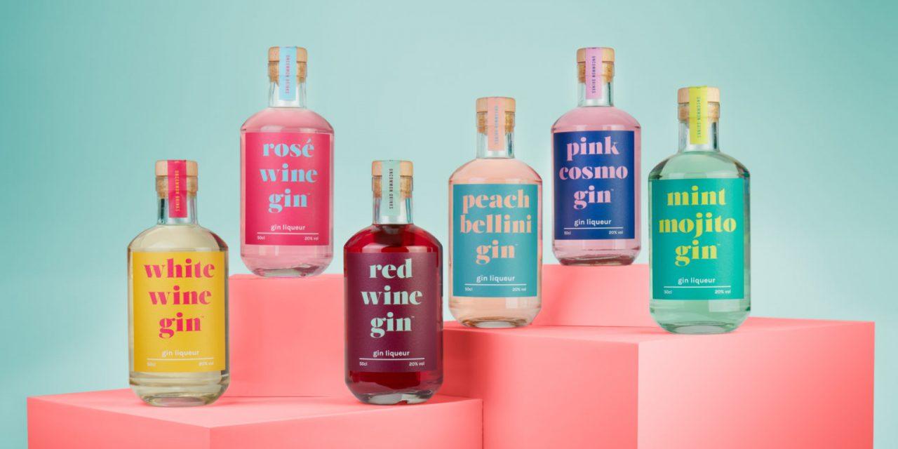 Firebox lanza licores de ginebra 'híbridos' con The Uncommon Drinks