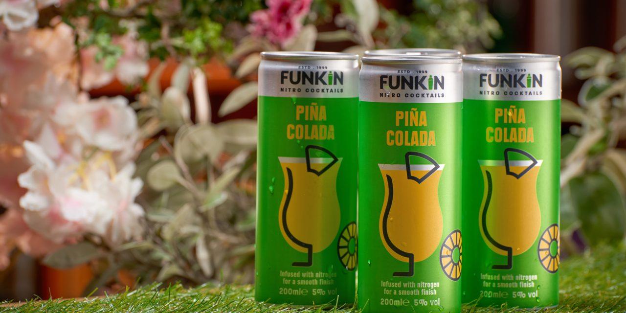 Funkin lanza Nitro Piña Colada RTD