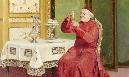 """""""Una copa de jerez"""" (1872), de Georges Croegaert"""